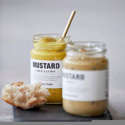 Nicolas Vahé Mustard