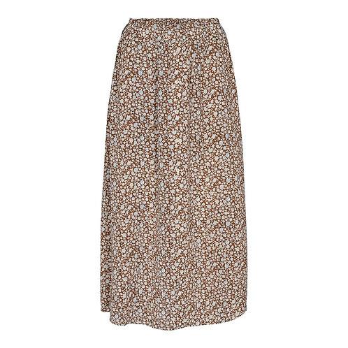 Co´Couture Pythia Flower Skirt Congac
