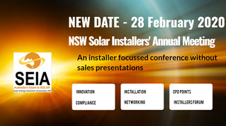 Stephen Garrett the founder of Solinta is most pleased to have been invited to address the Solar Ene