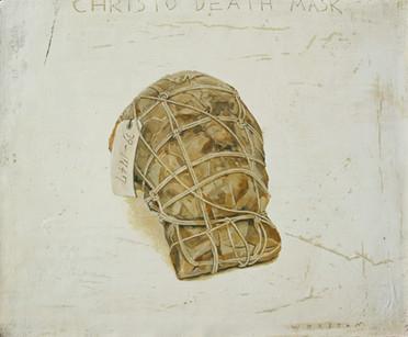 christos dödsmask