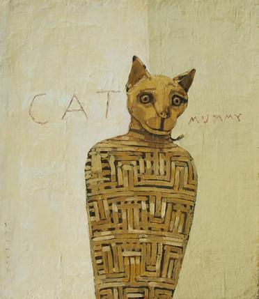 mumie katt