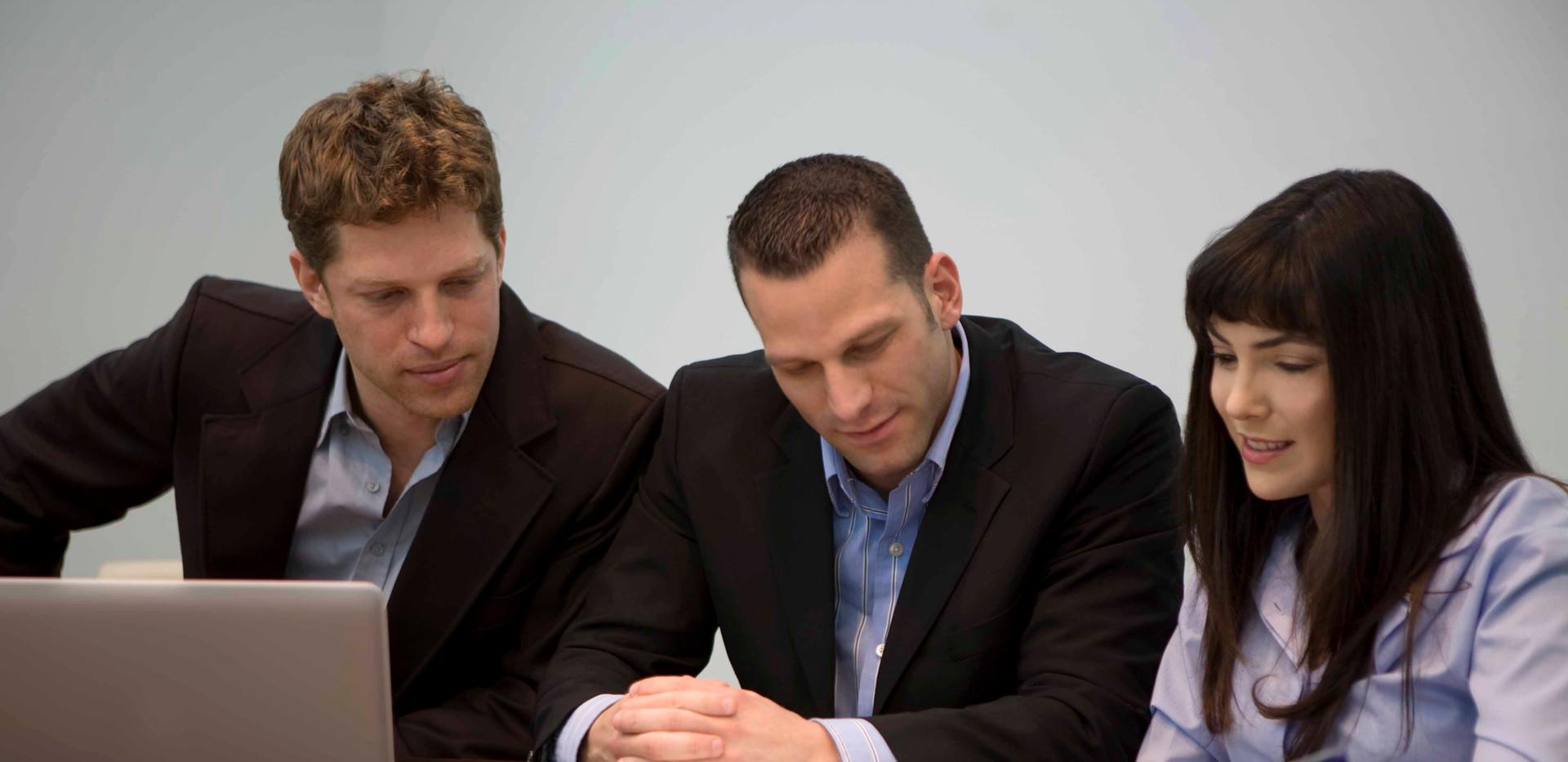 Geschäfts-Team 2