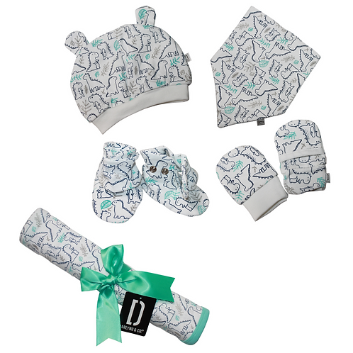 7 Piece Newborn Essentials Gift Set
