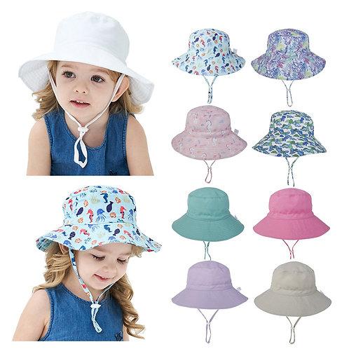 Baby Hat for Girls Boys Kids Bucket Hat
