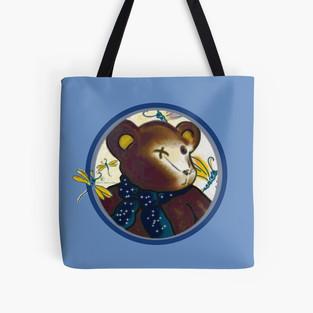 Bearable Cuteness Tote Bag