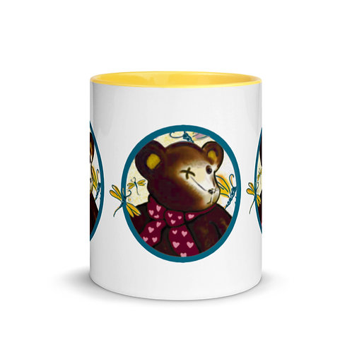 Bearable Cuteness Mug with Color Inside