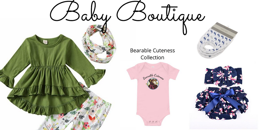 Visit Our Baby Boutique