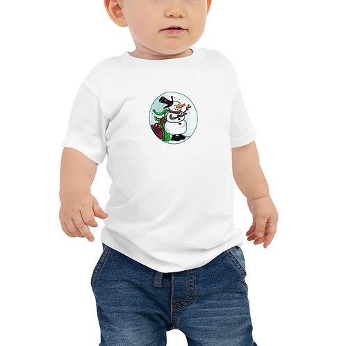 Magical Snowman Toddler T-Shirts 6-24 Months