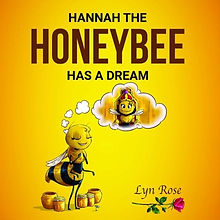 102697361_653857685470630_23666630521496, Hannah The HoneyBee Has A Dream, Children's Book, Learning about the importance of bees, Cute Story books for children,