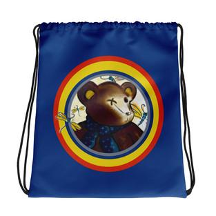 Bearable Cuteness Drawstring Bag