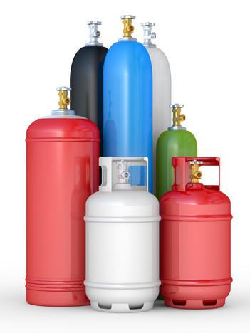 Теперь у нас есть возможность заправки и обмена баллонов с техническими газами