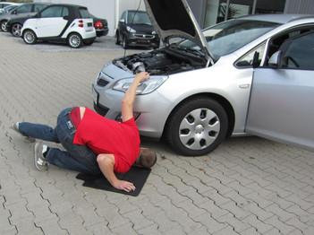 Как обманывают при покупке подержанных машин
