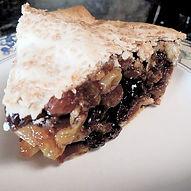 Nan's Raisin Pie