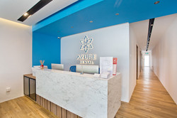 Azure-Frontpage