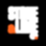 SALC Transparent White Type Orange Accen