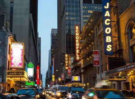 Teatros en Broadway cierran por alerta de Coronavirus.