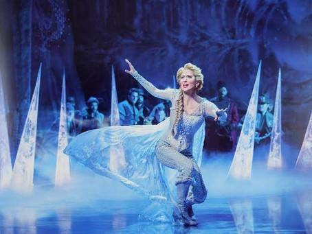 """El musical """"Frozen"""" no re abrirá sus puertas posterior al cierre de Coronavirus en Broadway."""