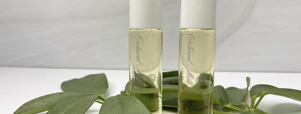 Body Fragrance Oil - Oatmeal Milk & Honey
