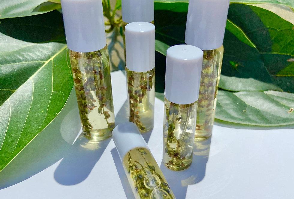 Body Fragrance Oil - Lavender & Rosemary