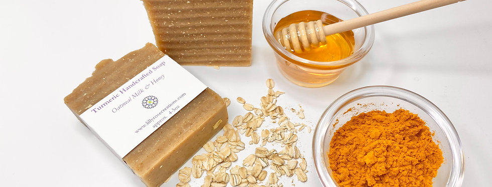Body Soap ~ Turmeric