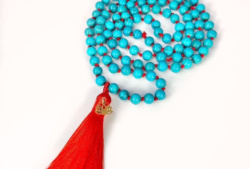 Turquoise Mala