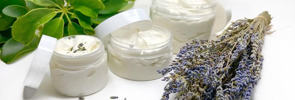 Whipped Body Butter~Lavender & Rosemary