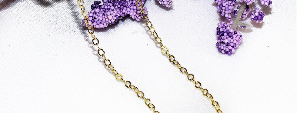 Crystal Quartz Petite Gems Necklace
