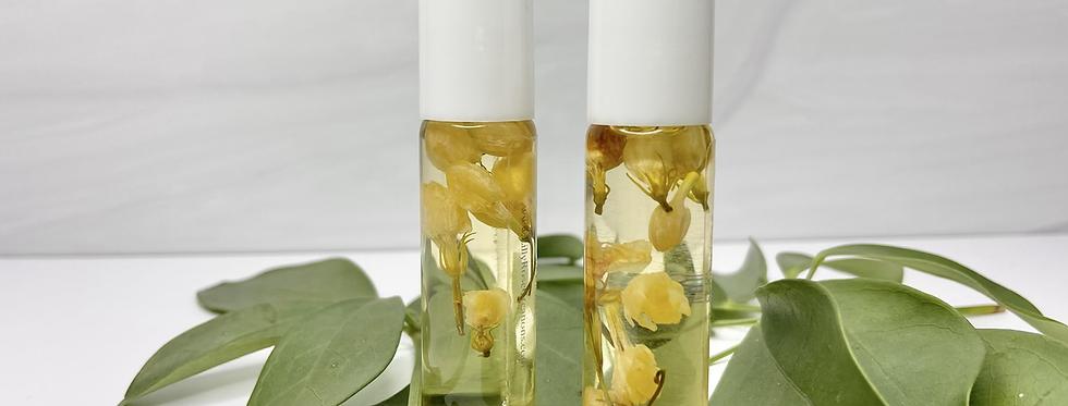 Body Fragrance Oil - White Tea & Ginger
