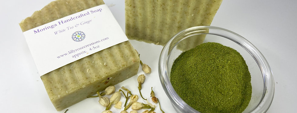 Body Soap ~ Moringa