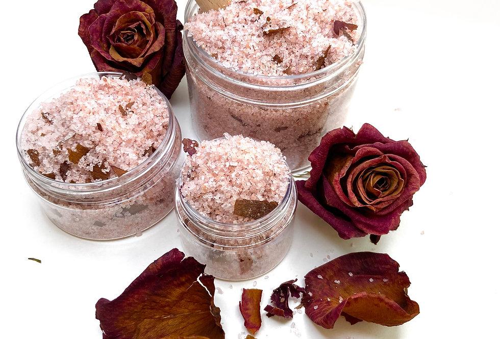 Bath Salts~Wild Rose