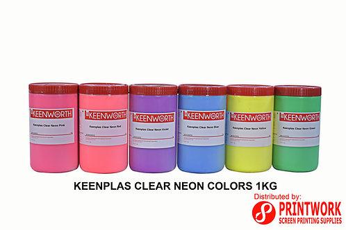 Keenplas Clear Neon Colors 1KG