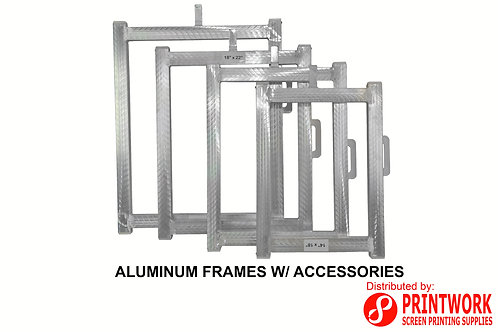 Aluminum Frames with Accessories