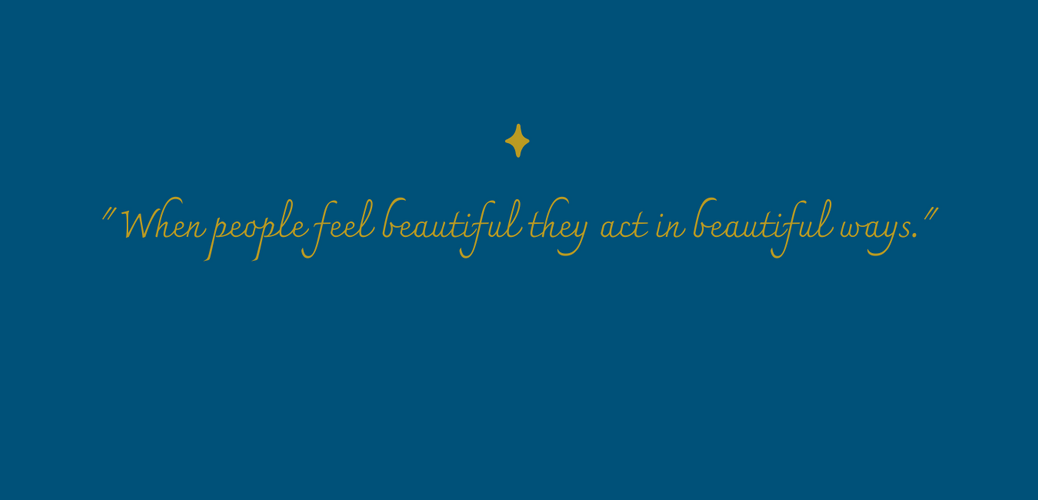 meant to be beautiful