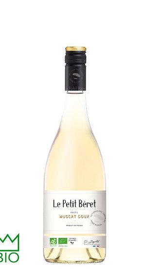 Le Petit Béret, Muscat Doux, Sans alcool 0.0°
