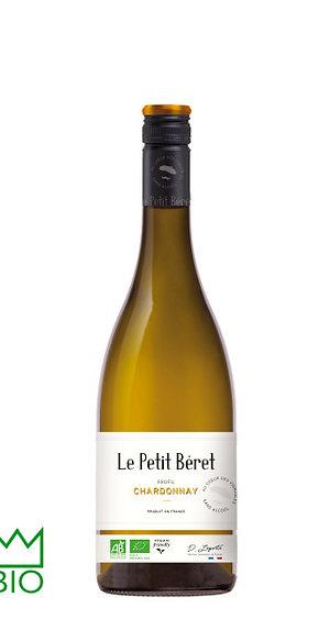 Le Petit Béret, Chardonnay, Sans alcool 0.0°