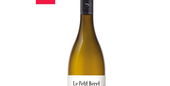Le Petit Béret, Chardonnay, Sans alcool 0.0°, lot de 3