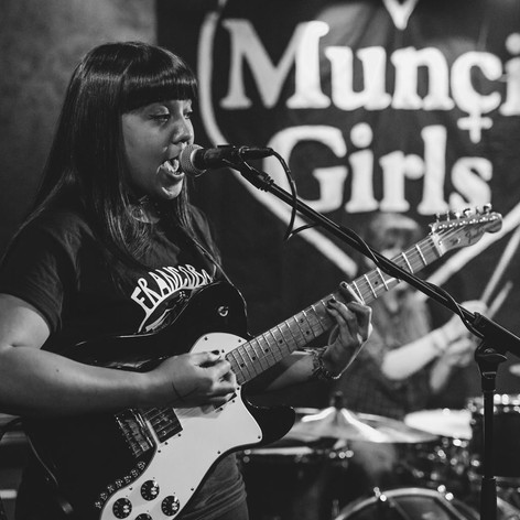 London - The Black Heart (supporting Munice Girls) 2018