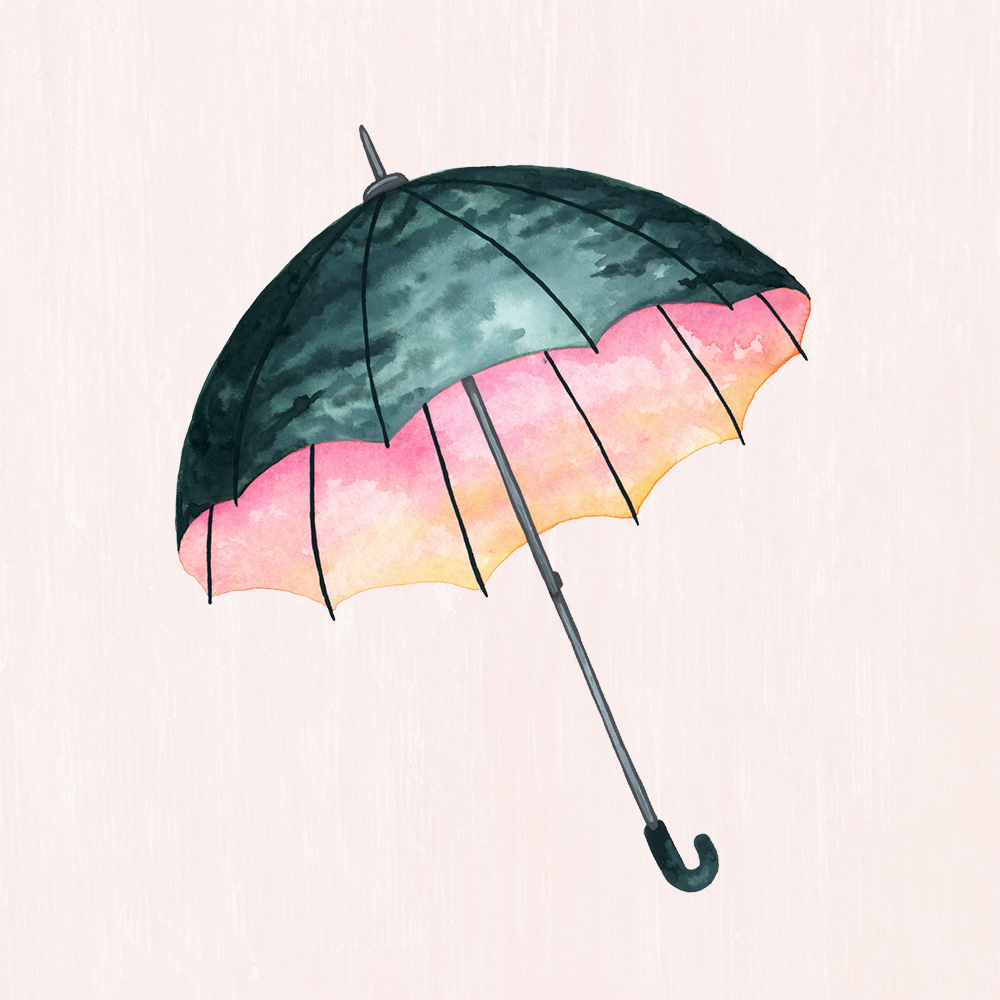 Fair Weather Umbrella II