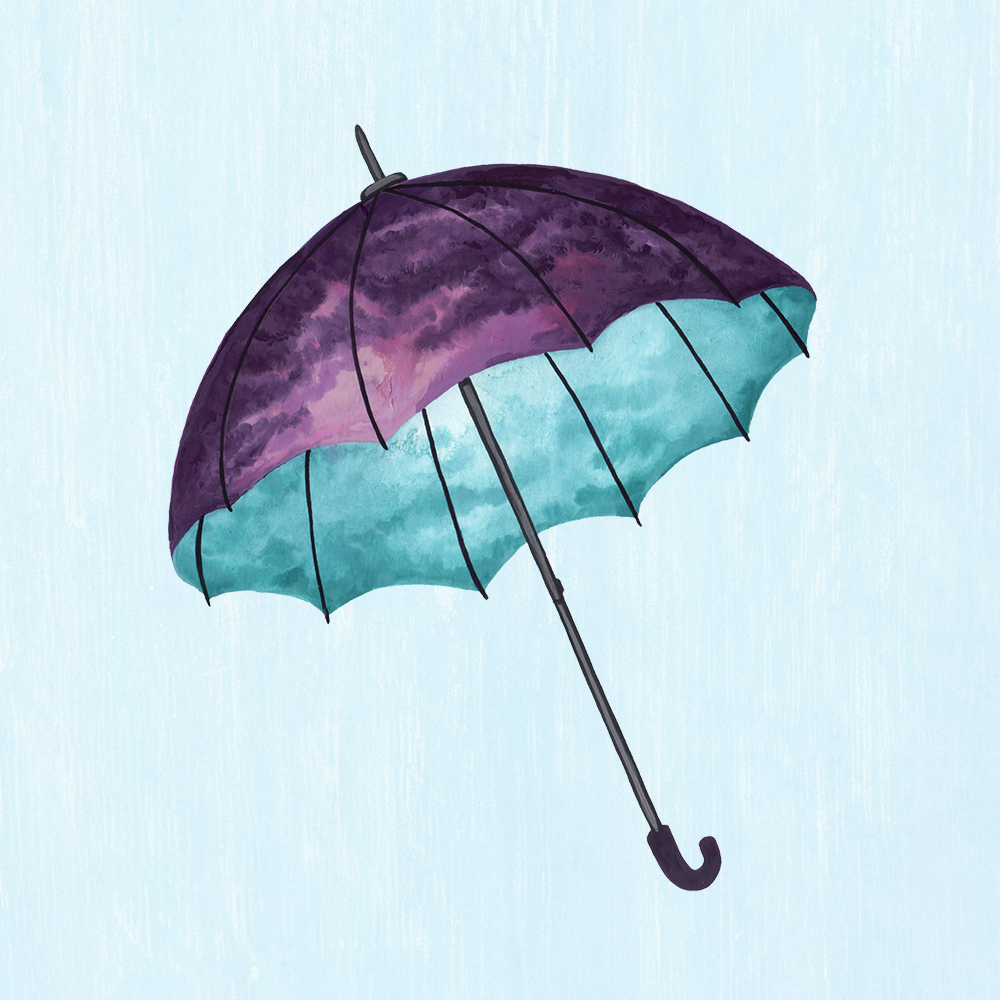 Fair Weather Umbrella I