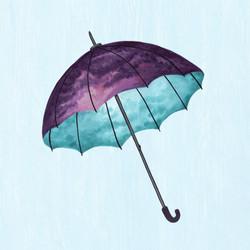 Fair Weather Umbrella I