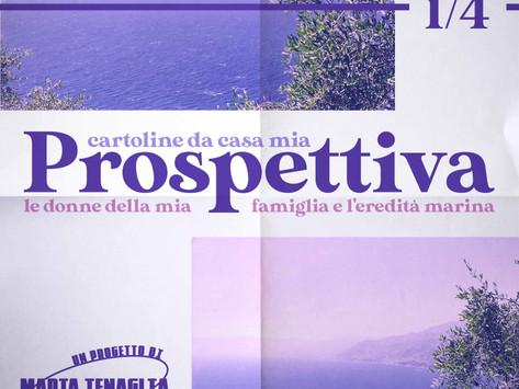 Marta Tenaglia interpreta Giovanni, prima cover del progetto Prospettiva (Puntata 1)