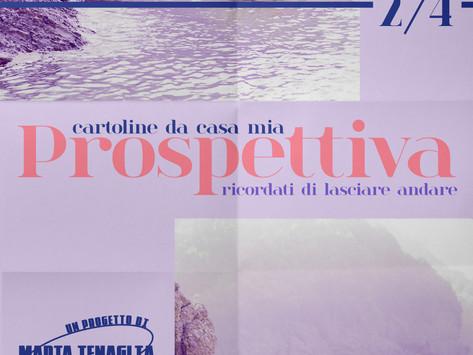 Marta Tenaglia interpreta Rapide di Mahmood per il progetto Prospettiva (Puntata 2)