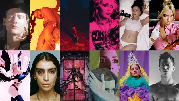 I 30 migliori album internazionali del 2020