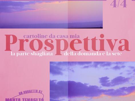 Marta Tenaglia interpreta Wish You Were Gay di Billie Eilish per il progetto Prospettiva (Puntata 4)