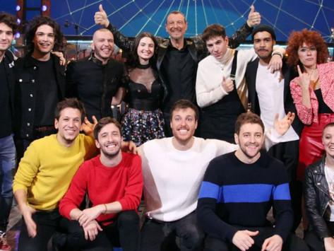Sanremo 2020: le canzoni dei giovani (link per l'ascolto)