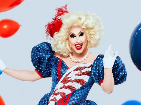 Sherry Pie, dalla serie 12 di Drag Race, confessa il catfishing