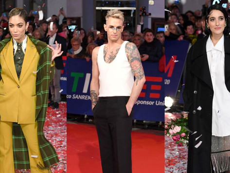 Sanremo 2020: I look dei big sul red carpet