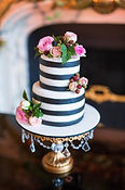 synies black and white wedding cake gateau de mariage noir et blanc one and only paris photography