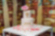 synies gateau bapteme cake