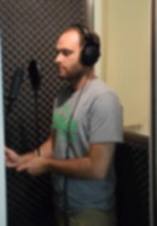 Recording of the voices of Clément Vieu